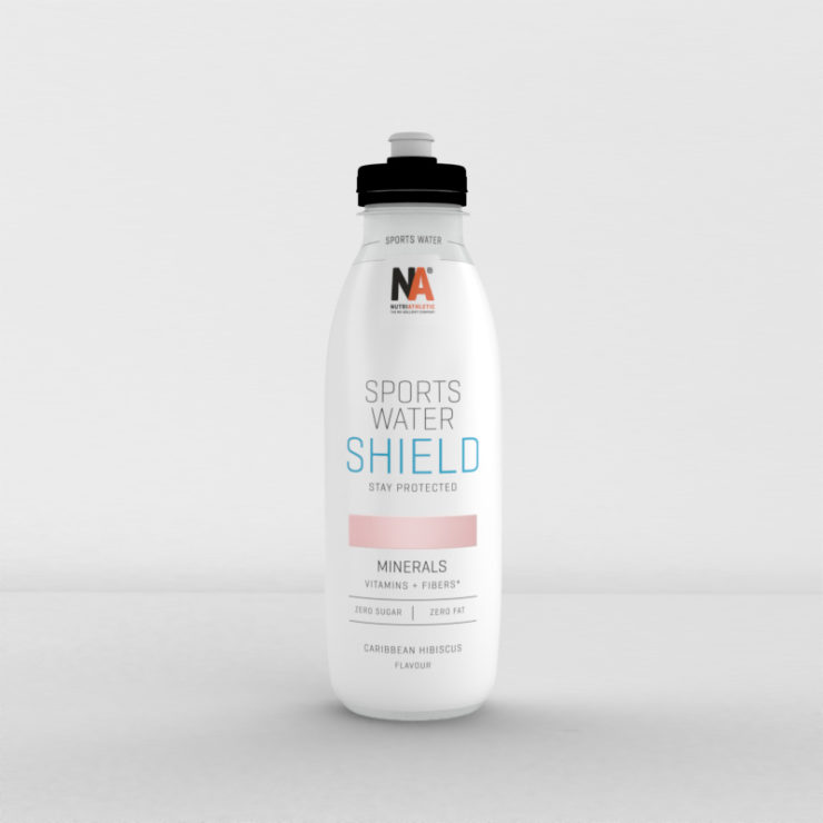 SHIELD – Sports Water (12er-Pack) 1