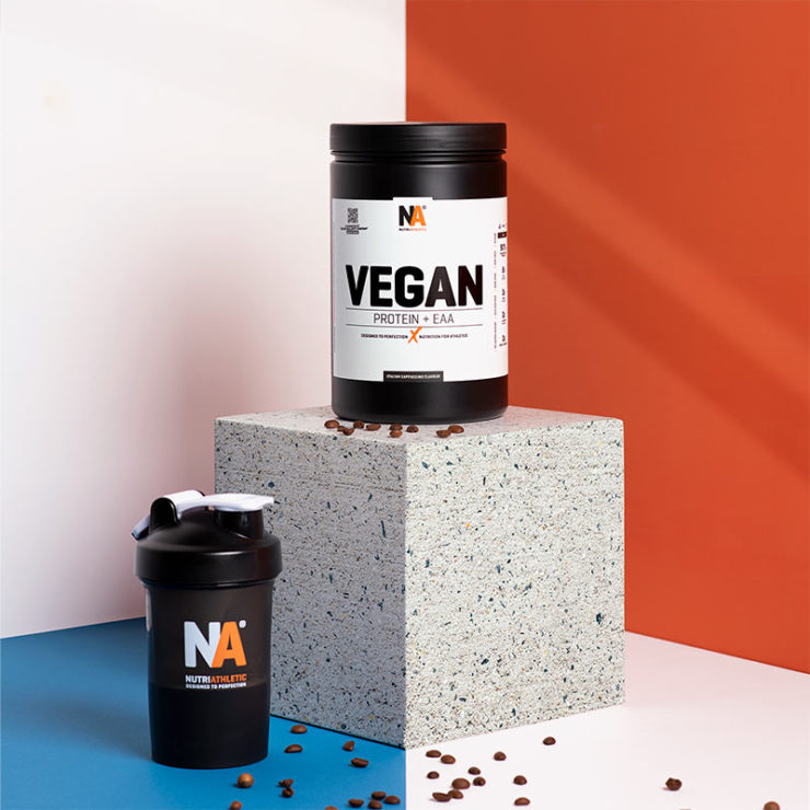 NUTRIATHLETIC® Vegan Protein + EAA 3