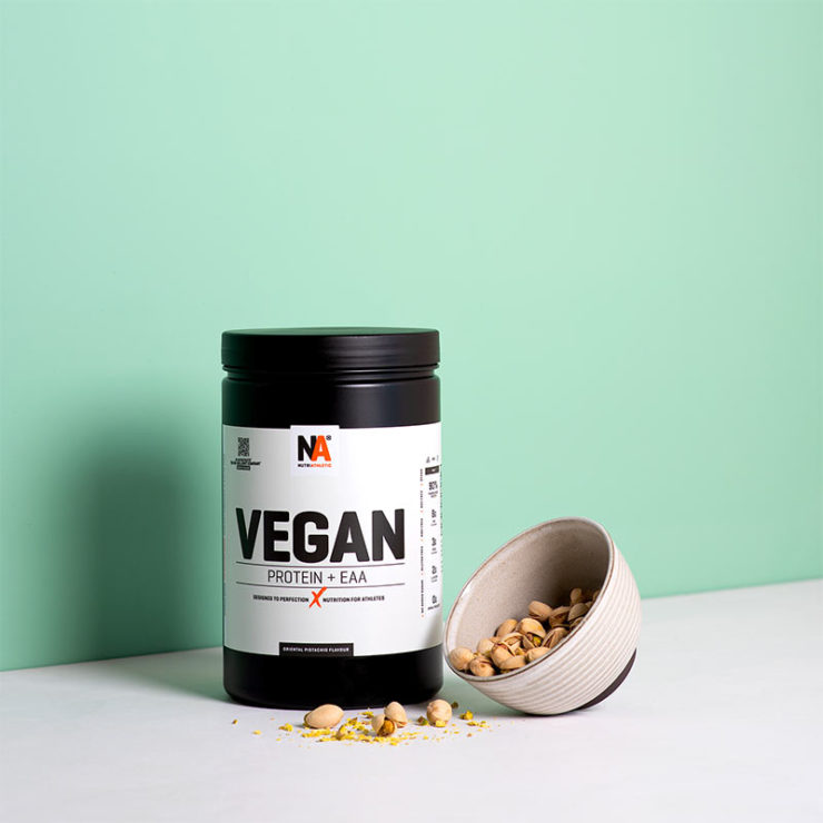 NUTRIATHLETIC® Vegan Protein + EAA 2