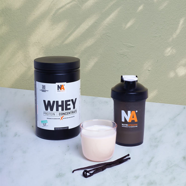 NUTRIATHLETIC® Whey Protein Concentrate 2