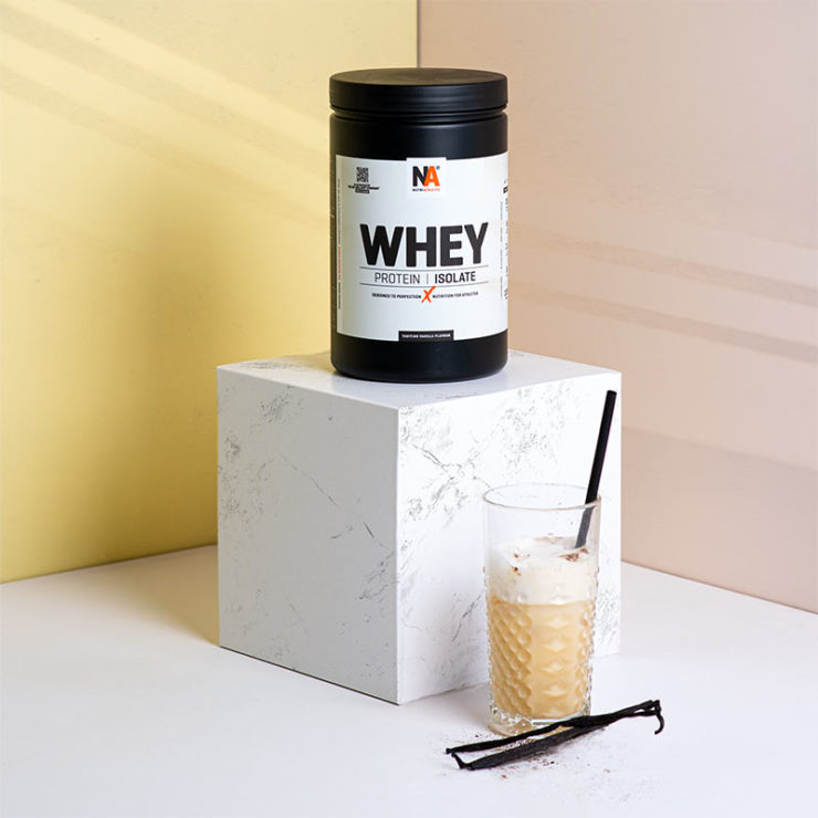 NUTRIATHLETIC® Whey Protein Isolate 2