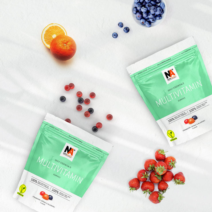 NUTRIATHLETIC® Multivitamin Gummies 2