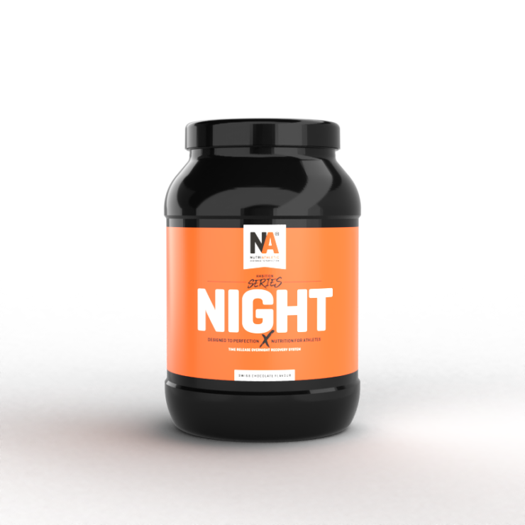 NUTRIATHLETIC® Night 1