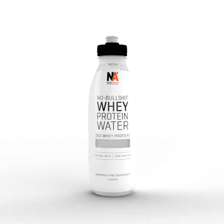 NUTRIATHLETIC® Sports Water Build 1