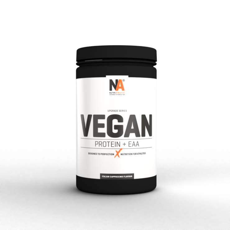 NUTRIATHLETIC® Vegan Protein + EAA 1