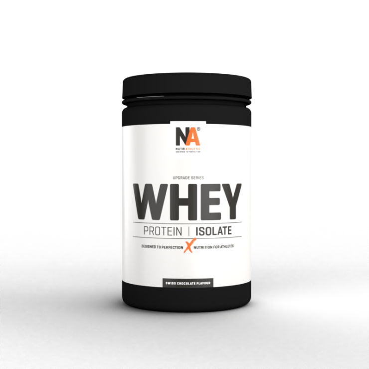 NUTRIATHLETIC® Whey Protein Isolate 1