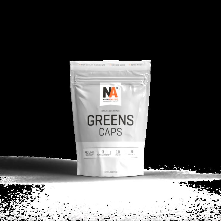 NUTRIATHLETIC® GREENS Caps 1