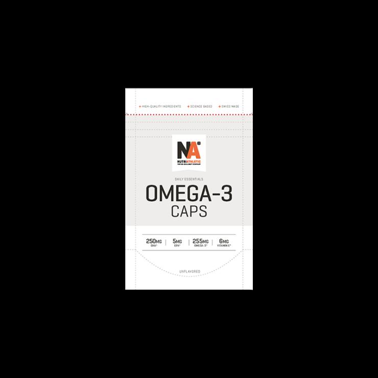 NUTRIATHLETIC® OMEGA-3 Caps 1