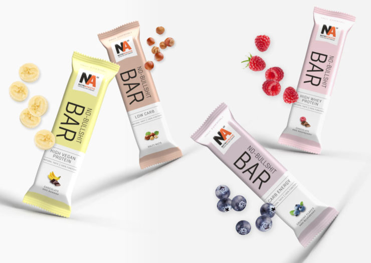 NA® BAR Low Carb 2