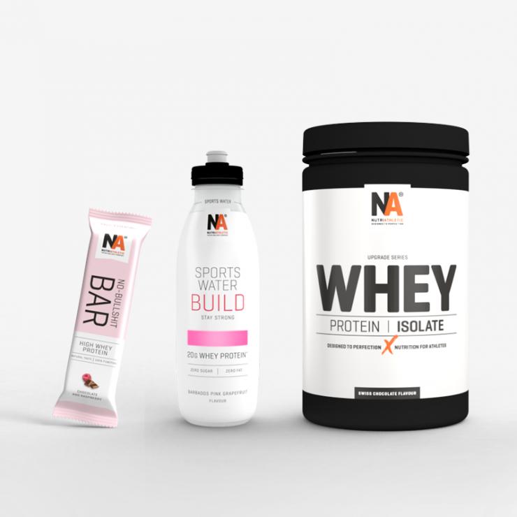 Whey Protein Bundle 1